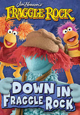 Fraggle Rock: Down in Fraggle Rock (DVD, 2009, Canadian)436