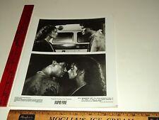 Rare Original VTG 1992 Bruce's Son Brandon Lee Kate Hodge Rapid Fire Movie Photo