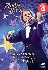 Andre Rieu - Christmas Around the World (DVD) - **DISC ONLY**
