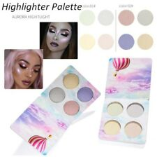 Highlighter Powder Palette Glow Kit illuminator Brighten Shimmer Shine Pigment