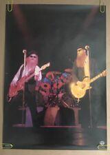 Zz Top Original Vintage Poster Pin-up Rock Music Memorabilia 1960's 1970's Retro