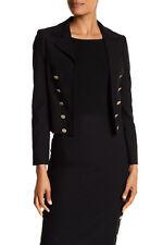 Max Mara New Talpa Stretch Jacket Blazer $1090, sz 40 IT 4-6 US