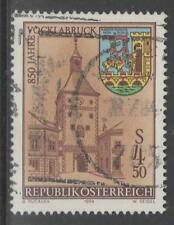 AUSTRIA SG2019 1984 VOCKLABRUCH FINE USED