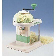 NEW CHIBA Cabbage Cutter Slicer Cabbage-Kun Hand Powered Machine JAPAN