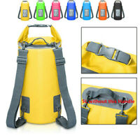 Heavy-Duty PVC Water Proof Dry Bag Sack for Kayaking/Boating/Canoeing/Fishing