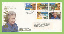 Royalty First Day Cover Bermudian Stamps
