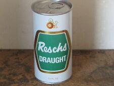 Reschs Draught. Difficult. Aussie. 13 Oz. Ss Bo. Tab