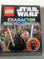 Lego Star Wars Character Encyclopedia Hannah Dolan Han Solo exclusive figure