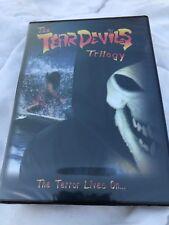 ¡Nuevo! el Tear Devils Trilogy DVD Raro 27.4ms Surf Surf Vídeo