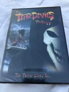 Neuf ! The Larmes Devil's Trilogie DVD Rare 90's Surf Vidéo Horreur Halloween