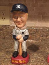 Mickey Mantle SAM bobblehead nodder New York Yankees pinstripe