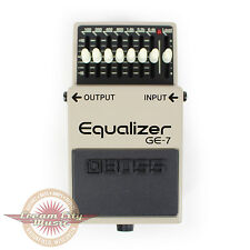 Brand New Boss GE-7 7-Band Equalizer EQ Pedal