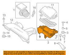 NISSAN OEM 13-16 Altima Air Cleaner Box-Bottom Lower Housing Body 165283TA0B