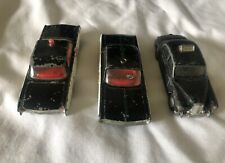 3 x Corgi Police Cars for Restoration