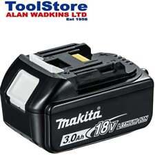 Makita 3.0ah Battery BL1830 18v Li-on 194204-5 Genuine Makita
