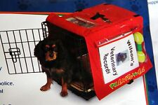 Pet Grab-n-go Crate Cover And Carry-all For Pet Travel, Large, Red 28025lr37