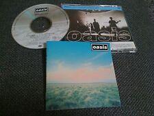 OASIS / whatever /JAPAN LTD CD 6 tracks