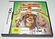 Madagascar 2 Nintendo DS 2DS 3DS Game *Complete*