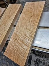 Flame Maple Billet Guitar & Bass Making Luthier Supply kiln Dried
