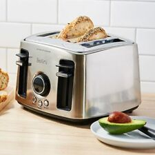 Bellini BTT780 Count Down 4 Slice Toaster