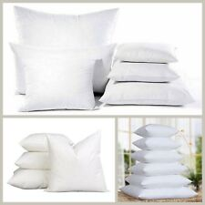 DUCK FEATHER CUSHION PADS INNERS INSERTS FILLERS EXTRA FILLED