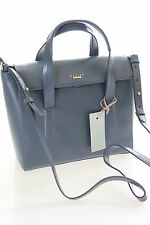 Radley Brand New Elgin Avenue Medium Multiway Blue Leather Grab Bag  RRP £189
