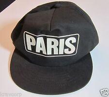 PARIS [RAPPER]—1990s PROMOTIONAL HAT