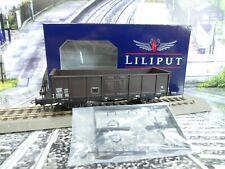 """Liliput L221906 - H0 - SNCF - Off. GW """"Villach Blech"""" mit BH - NEUWERTIG -#61347"""