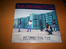"NICK BARKER & THE REPTILES  ""RESURRECTION TIME""  7 INCH 45  1990"