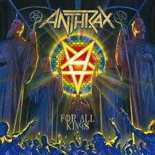- Anthrax  FOR ALL KINGS CD JEWEL -
