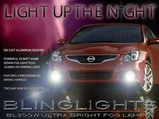 Xenon Foglamps lights Driving Fog Lamps for 2010 2011 2012 Nissan Altima Coupe