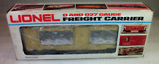 LIONEL 7515 DENVER MINT BULLION TRANSPORT CAR C-8+ LN+ WORN ORIGINAL BOX