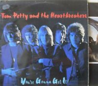 TOM PETTY & THE HEARTBREAKERS - You're Gonna Get It ~ VINYL LP
