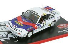 OPEL MANTA 400 Hero Rally Montecarlo 1986 1/43 iXO Altaya Diecast