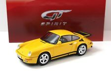 1:18 GT Spirit Porsche 911 964 RUF Yellow Bird 1987 NEW bei PREMIUM-MODELCARS