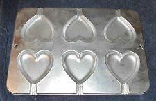 Wilton Heart Cookie Treat Pan Free Shipping