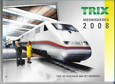 Trix Nieuwigheden 2008