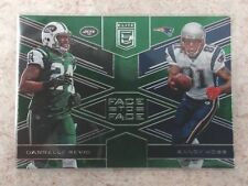 2017  Elite  DARRELLE REVIS & RANDY MOSS  Green Face to Face
