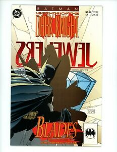 Batman: Legends of the Dark Knight #33, NM-, 1992