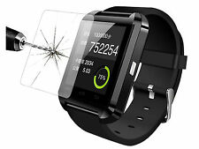 Premium Glass Film Real Tempered Glass Screen Protector For U8 U10 Smart Watch