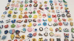 50 Croc Shoe Charms Compare  to Jibbitz Emoji Selected at Random  Crocs