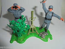 TIMPO Action Models Wehrmacht mortair German lances Grenades Wwii seventies
