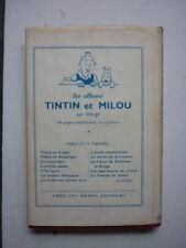 JACQUETTE LES ALBUMS DE TINTIN /  LA COMTESSE DE SEGUR / LES MALHEURS DE SOPHIE