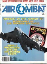 Air Combat March 1986 Swedish Air Force VMFP-3 Phantoms Marine Corps USMC Pless