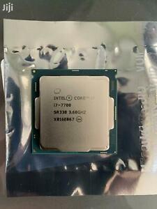 INTEL Core i7 7700 Quad Core @ 3.60Ghz CPU Processor Socket 1151