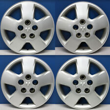 "2007-2009 Dodge Caliber # 8026 15"" 5 Spoke Hubcaps / Wheel Covers USED SET 4"