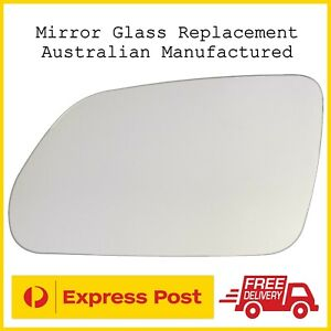 Volkswagen Polo MK4 9N 2005-2010 Left Passengers Side Mirror Glass Replacement