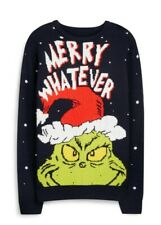 The Grinch Dr Seuss Christmas Jumper And Sweatshirt For Men From Primark