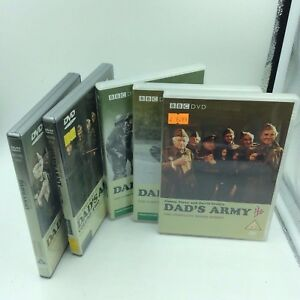 Dads Army 5 DVD Bundle, 3rd, 4th & 9th Series ,The Very Best of