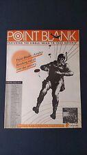 "POINT BLANK   ""AIRPLAY""  (1979)  RARE ORIGINAL PRINT PROMO POSTER AD"